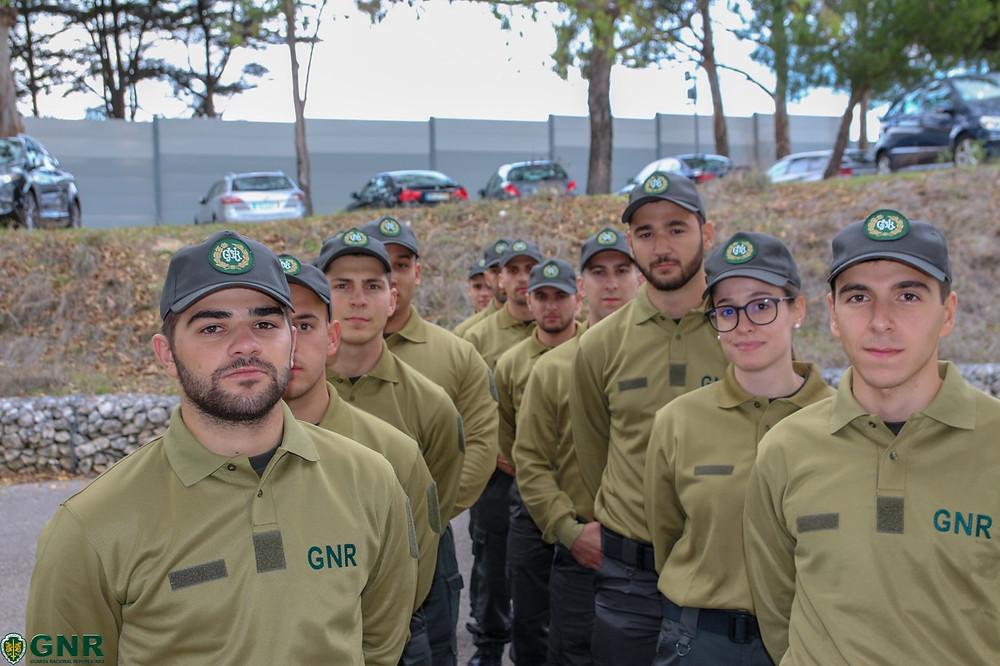 1º Curso de Formação de Guardas Florestais   Peneda Gerês TV