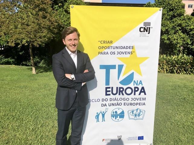 Tu na Europa - 7º ciclo do Diálogo Jovem da União Europeia | Peneda Gerês TV