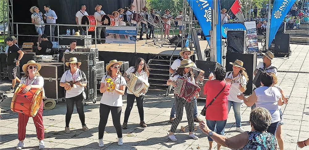 Cerca de 200 concertinas e de cantadores ao desafio animaram Arcos de Valdevez | Peneda Gerês TV