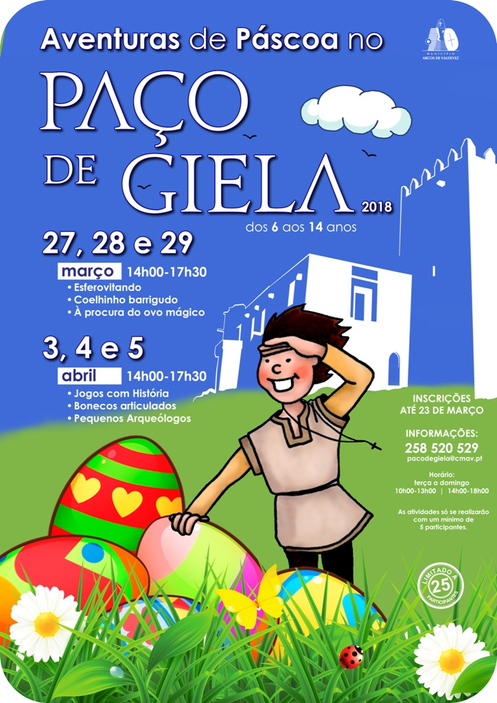 Paço de Giela | Arcos de Valdevez | Peneda Gerês TV