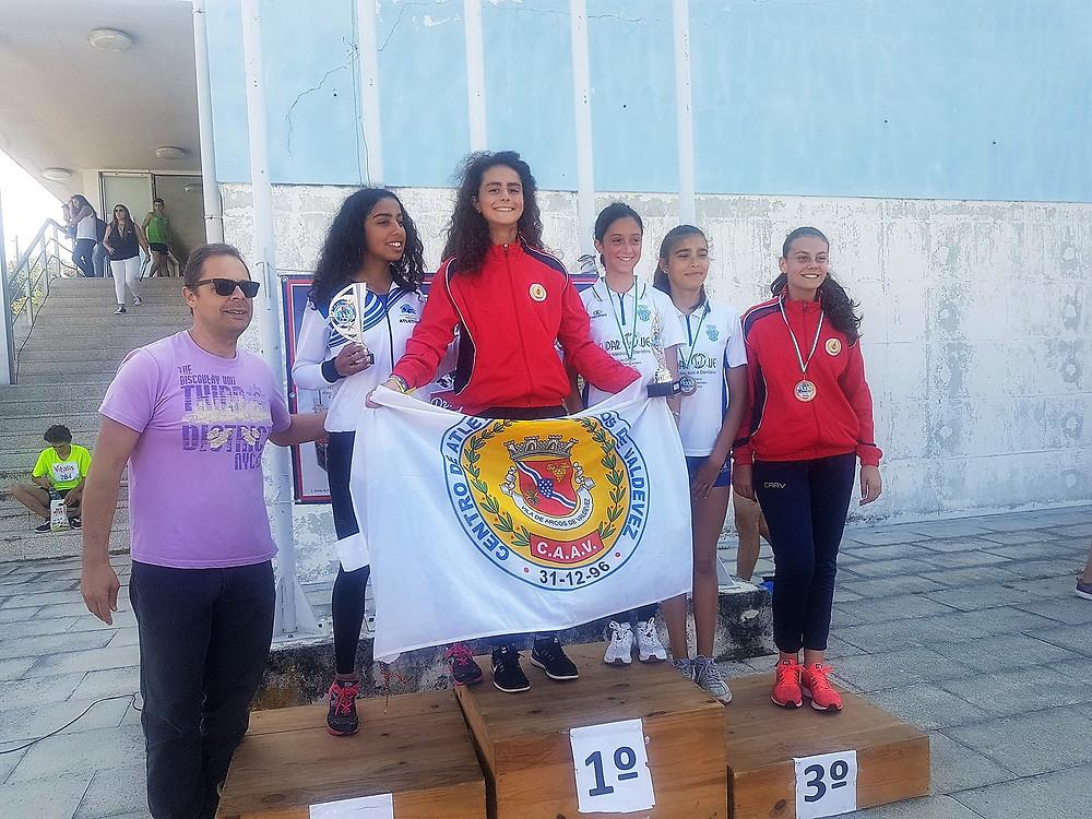 Atletas do CAAV, campeões da Milha de Afife | Arcos de Valdevez | Peneda Gerês TV