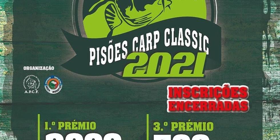 VI Pisões Carp Classic