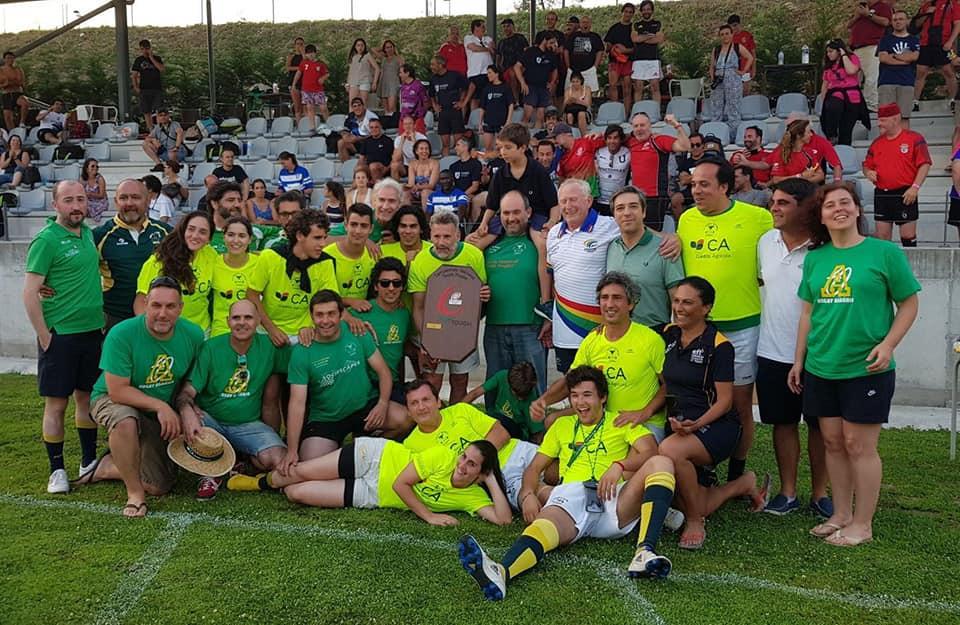 Touch Rugby invadiu Arcos de Valdevez | Peneda Gerês TV