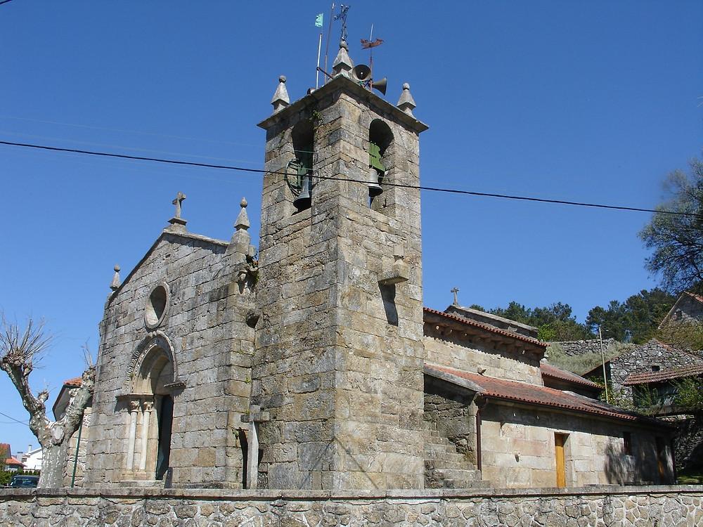 Abertura da classificação da Igreja de Santa Maria Madalena da Paróquia de Chaviães | Melgaço | Peneda Gerês TV