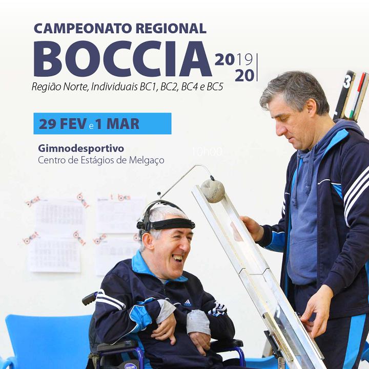 Melgaço recebe Campeonato Regional de BOCCIA 2019/2020   Peneda Gerês TV