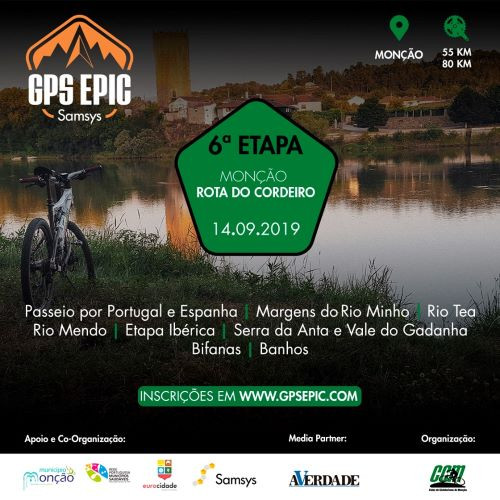 6ª etapa da GPS Epic Samsys- Rota do Cordeiro| Peneda Gerês TV