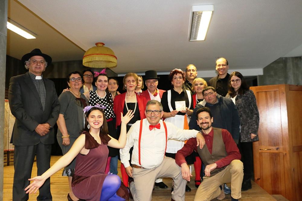 GTV- Grupo de Teatro do Vez | Peneda Gerês TV