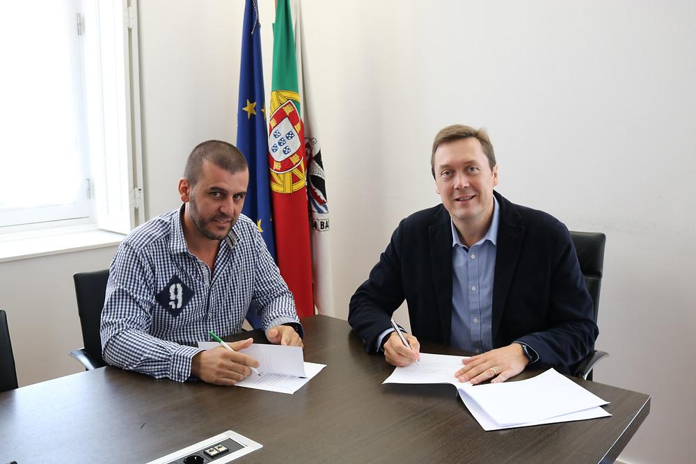 Autarquia de Ponte da Barca e Junta de Freguesia de Vade S. Pedro assinam Contrato de Comodato   Peneda Gerês TV