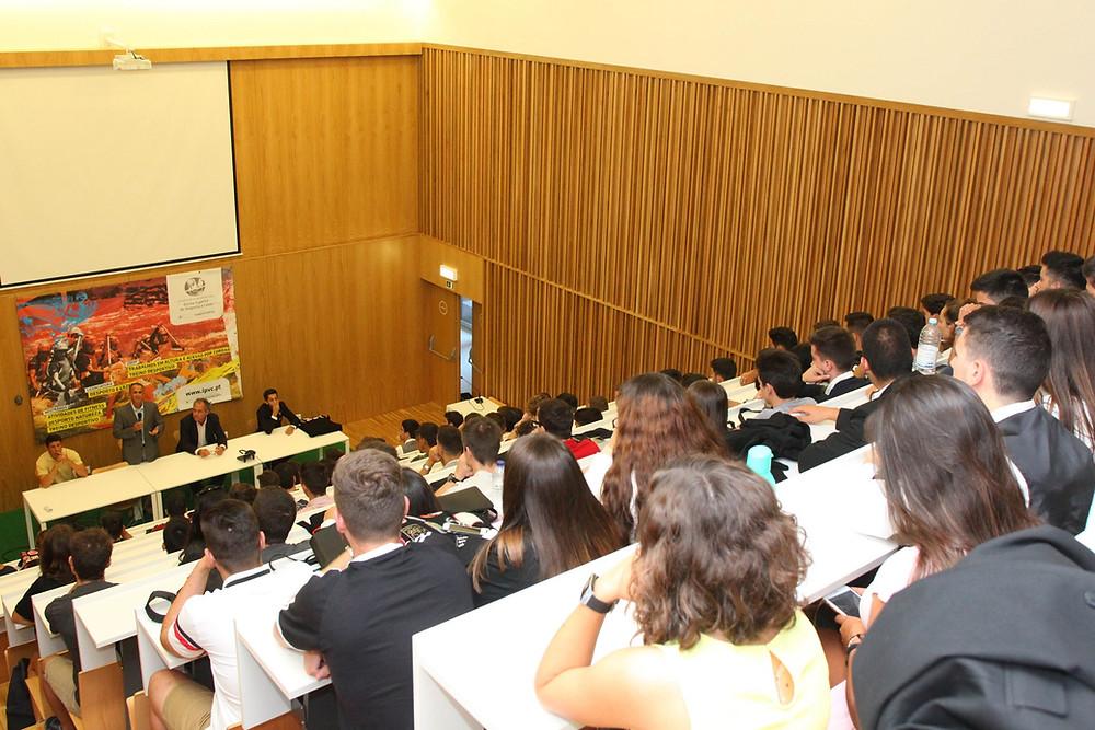 Autarca de Melgaço deu boas vindas a alunos da ESDL | Peneda Gerês TV