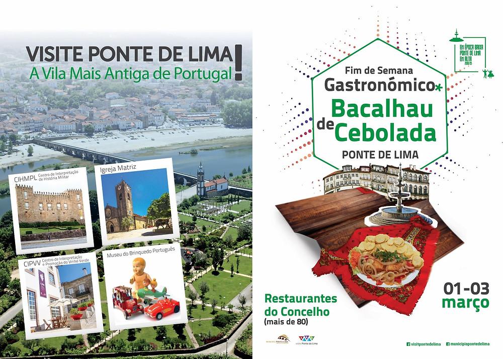 Fim-de-Semana Gastronómico do Bacalhau de Cebolada | Peneda Gerês TV