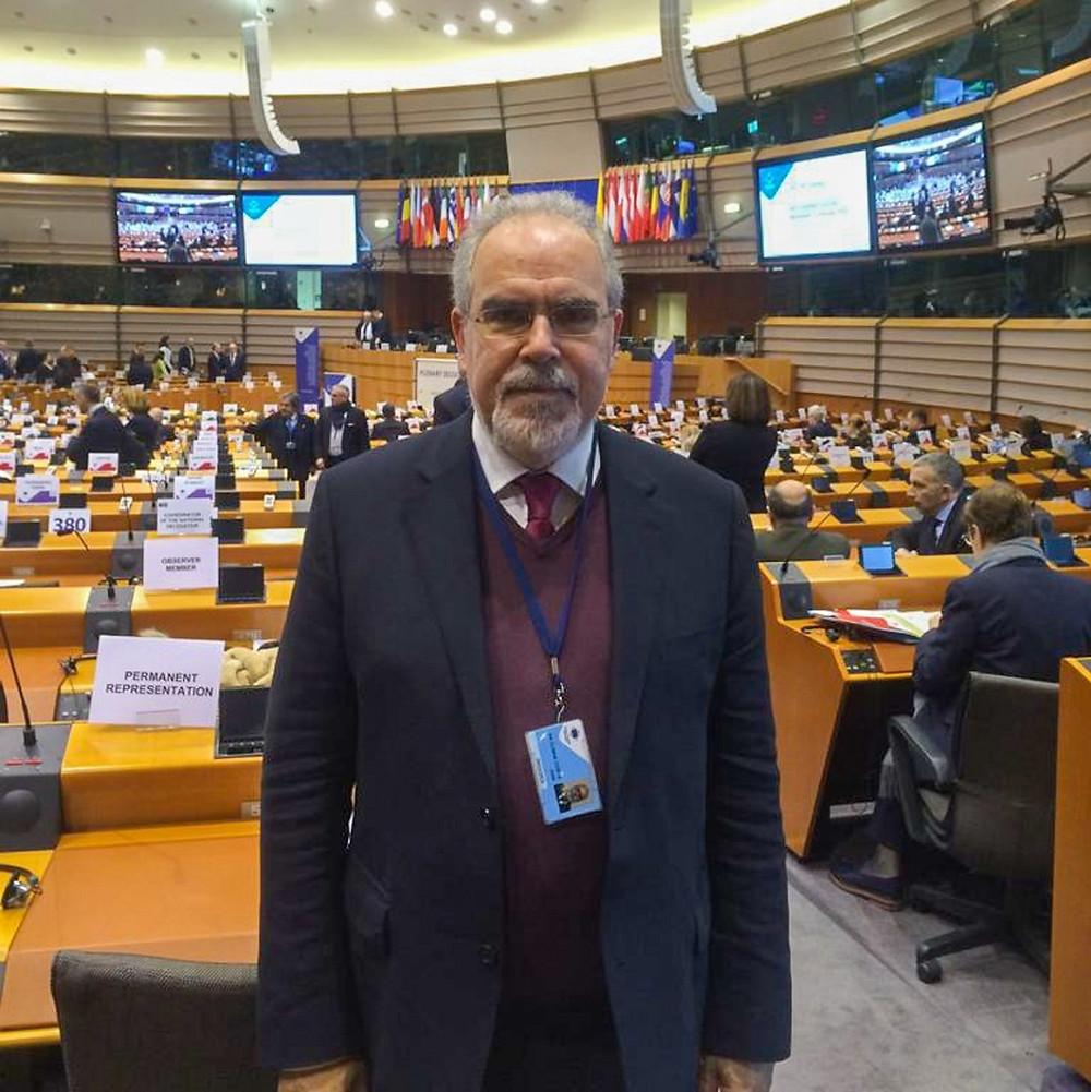 José Maria Costa assume vice-presidência do Comité das Regiões | Peneda Gerês TV