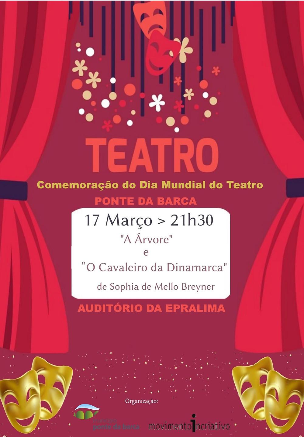 Dia Mundial do Teatro | Ponte da Barca | Peneda Gerês TV