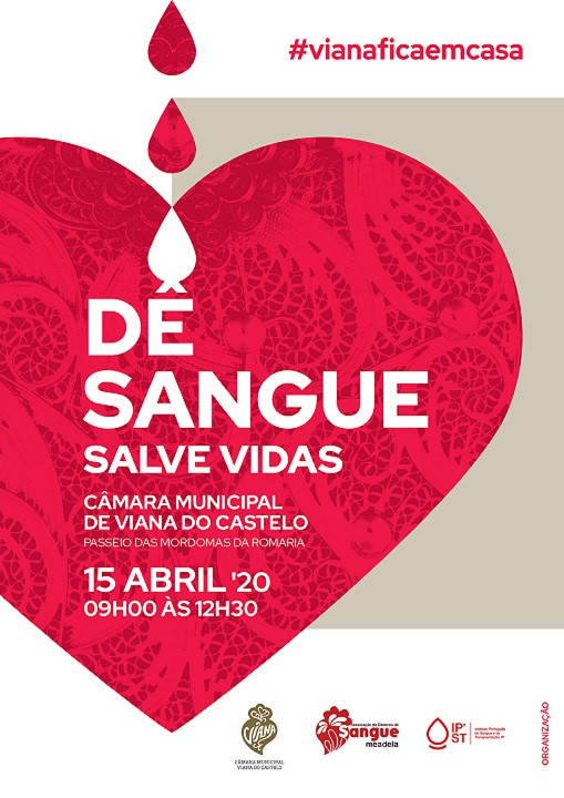 Viana do Castelo promove colheita de sangue a 15 de abril | Peneda Gerês TV