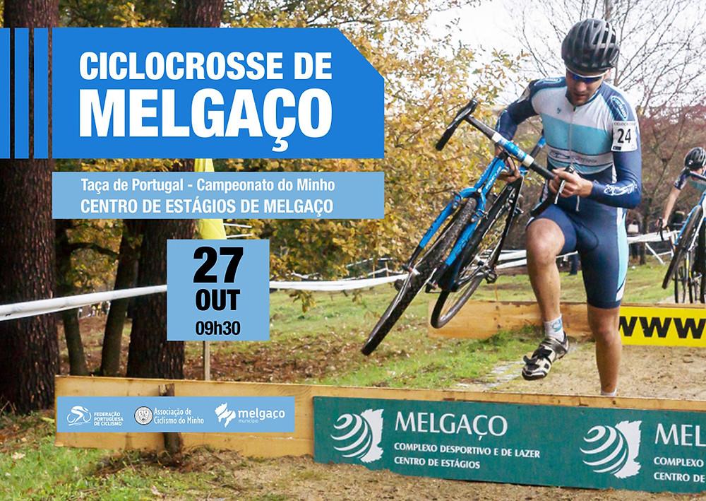 Taça de Portugal e Campeonato do Minho de ciclocrosse iniciam em Melgaço | Peneda Gerês TV