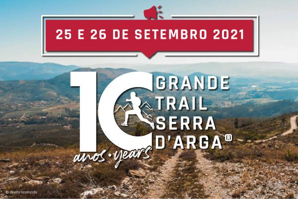 10ª edição do Grande trail Serra d'Arga adiada para 2021