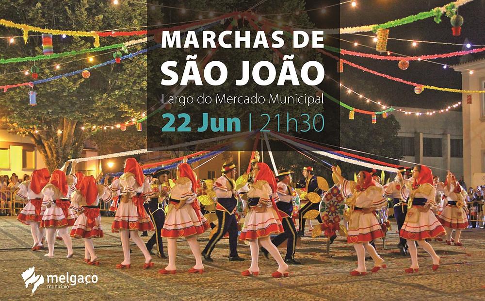 Marchas de São João desfilam em Melgaço | Peneda Gerês TV