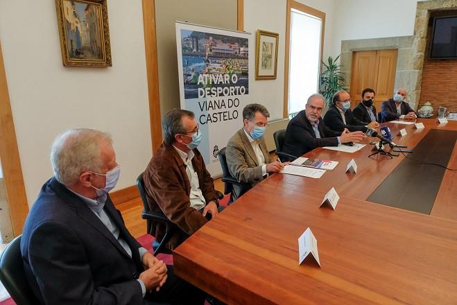 Programa excecional atribui apoio de 250 euros por jogo a 19 clubes de Viana do Castelo