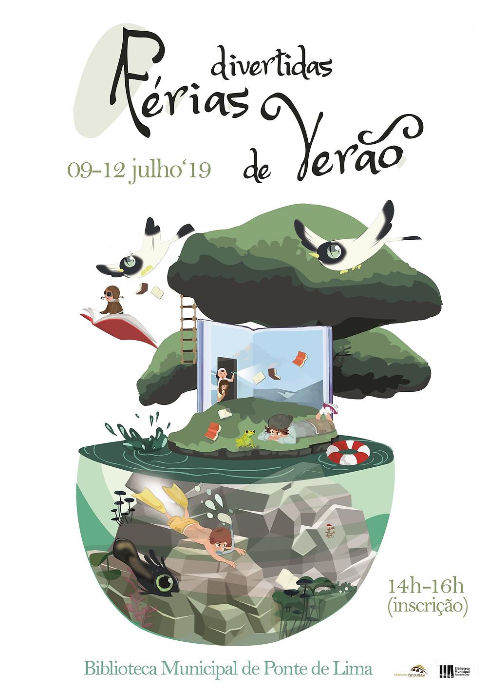 Férias Divertidas de Verão, Ponte de Lima, Peneda Gerês TV