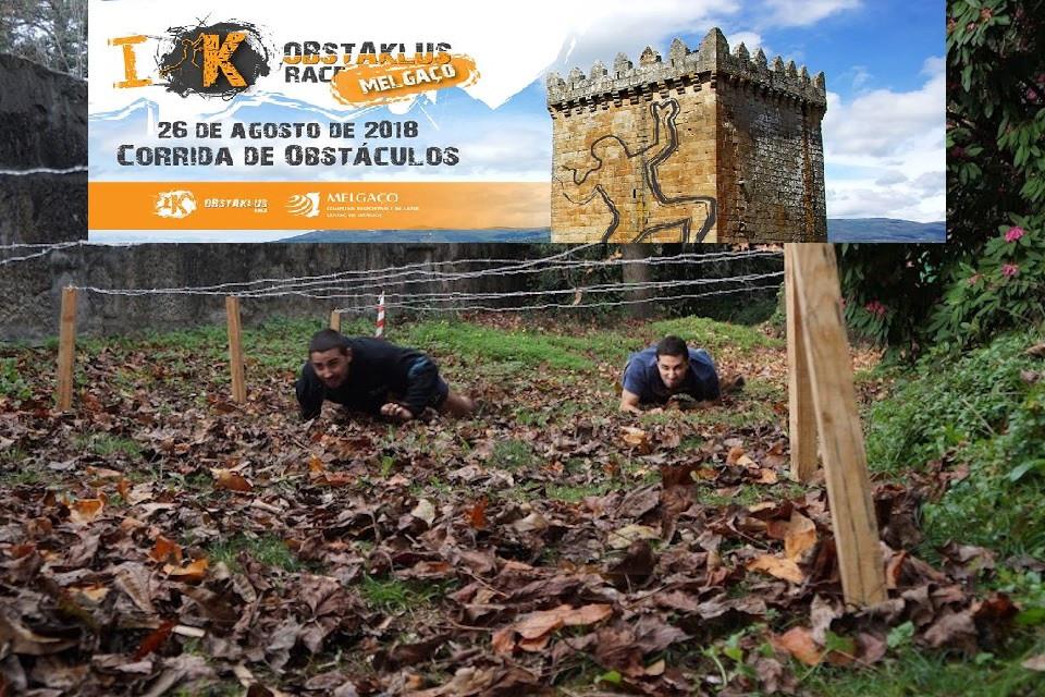 8 Km de obstáculos em Melgaço - 1ª fase de inscrições termina a 26 de junho | Peneda Gerês TV