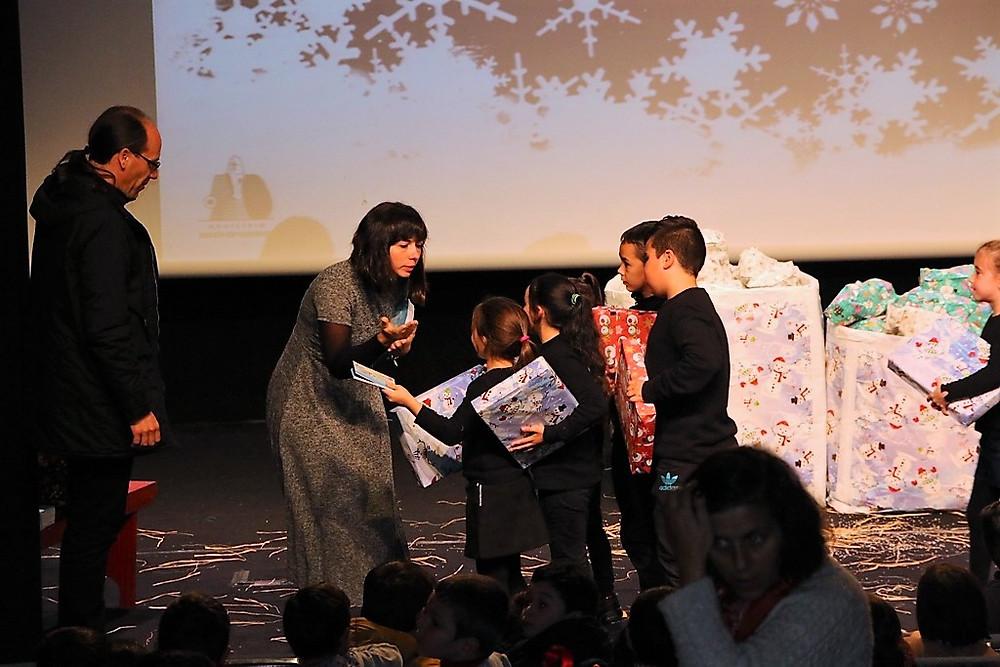 O Segredo do Paço de Giela oferecido aos alunos do 1 ciclo de Arcos de Valdevez | Peneda Gerês TV