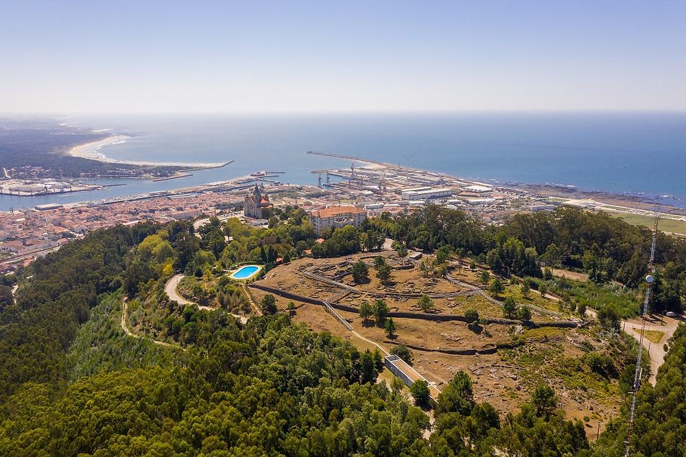Empreitada de conservação da Citânia de Santa Luzia decorre até agosto | Peneda Gerês TV
