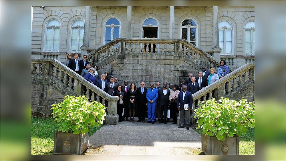 CIM Alto Minho recebe delegação angolana de Malanje | Peneda Gerês TV
