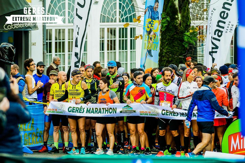 Gerês Extreme Marathon - 5 e 6 de dezembro 2020   Peneda Gerês TV