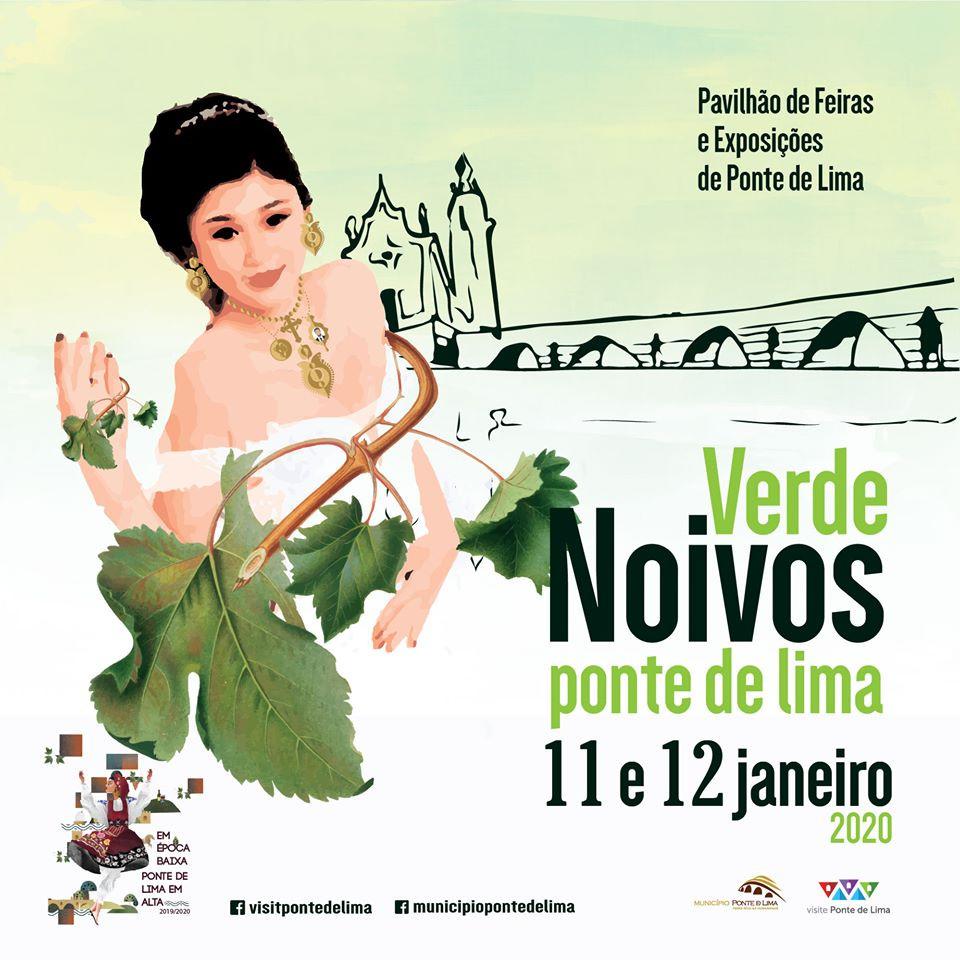 XIII Verde Noivos em Ponte de Lima dias 11 e 12 de janeiro