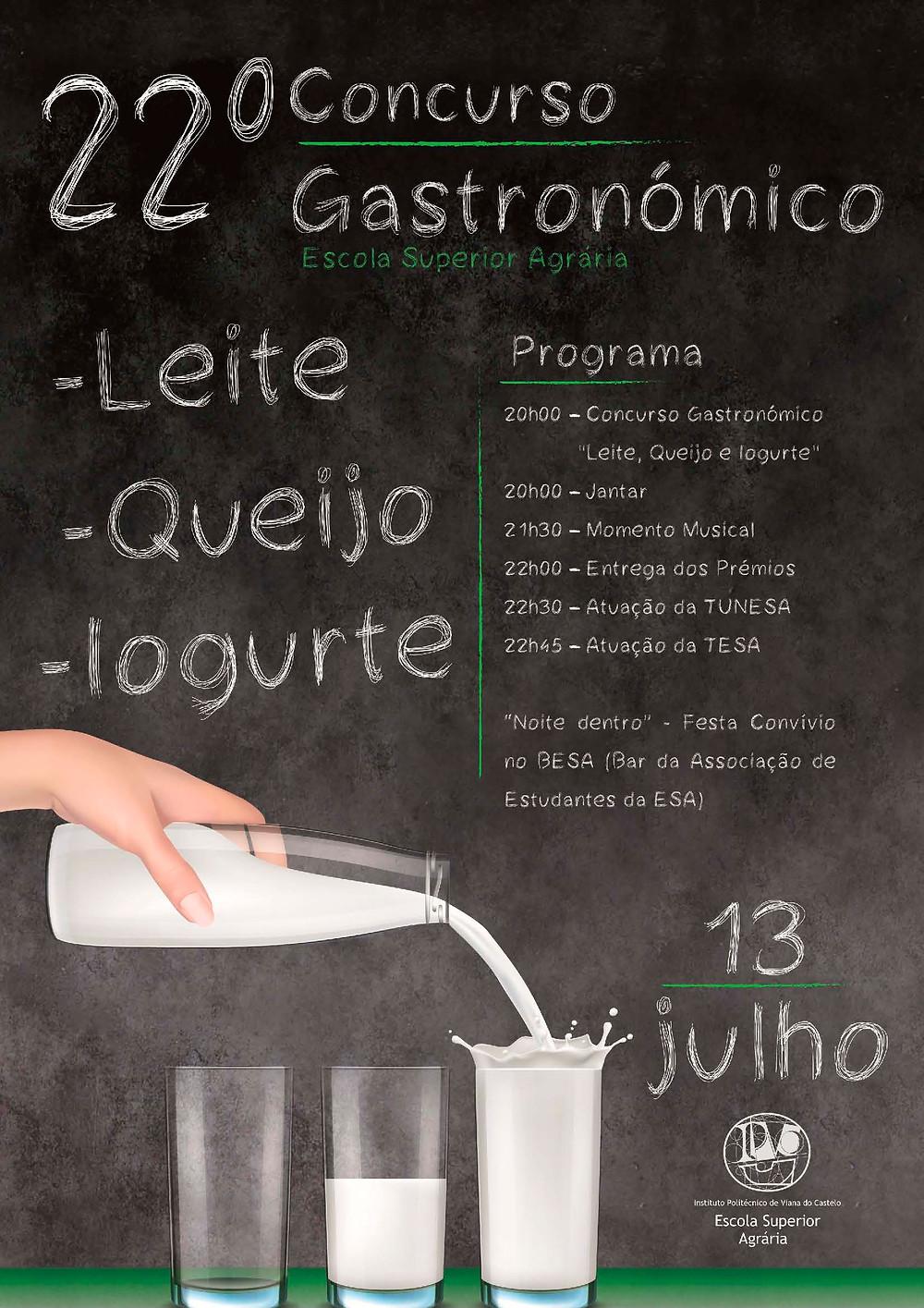 ESA-IPVC promove 22ª edição do concurso gastronómico dia 13 de julho   Peneda Gerês TV
