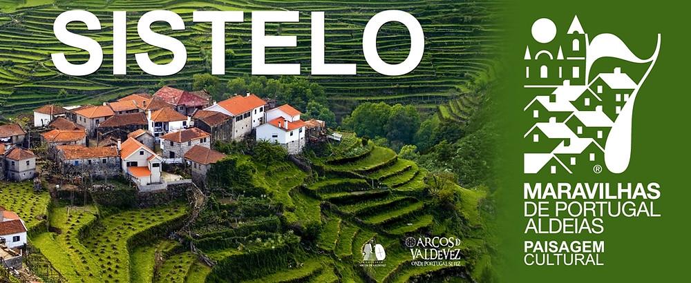 Sistelo em 5º lugar no European Best Destinations