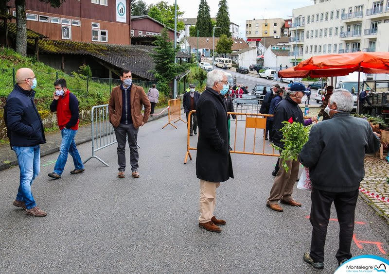 Mercado Hortícola de Montalegre aberto todas as Quintas-Feiras