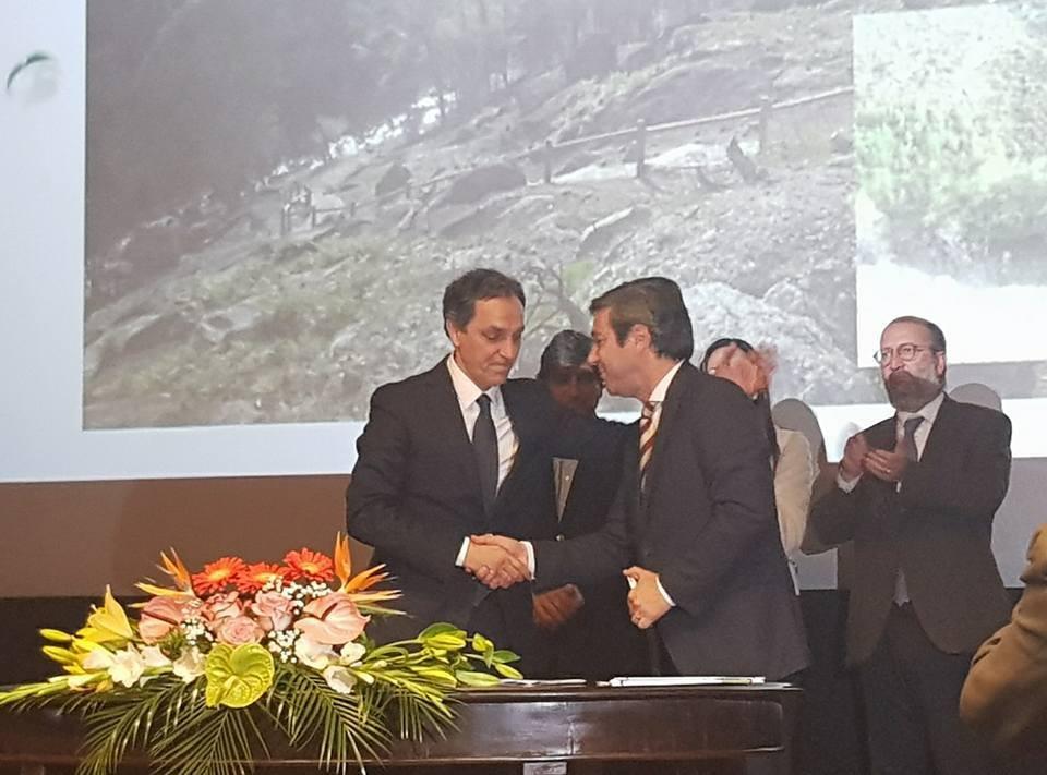 Arcos de Valdevez celebrou protocolo com a Agência Portuguesa do Ambiente | Peneda Gerês TV