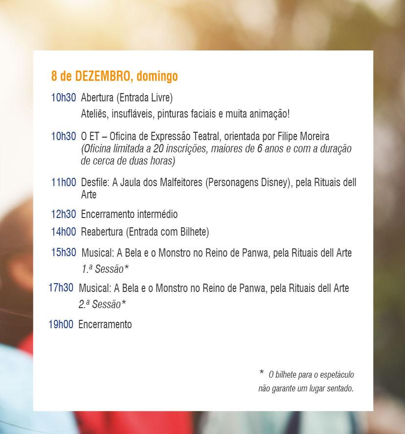 VIII Festa da Gente Miúda de 6 a 8 de dezembro em Ponte de Lima | Programa 2 | Peneda Gerês TV