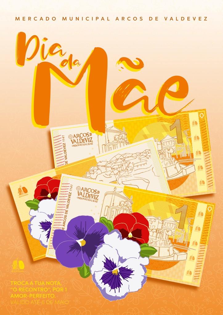No Mercado Municipal Troque um Recontro por uma flor para oferecer à sua mãe | Peneda Gerês TV