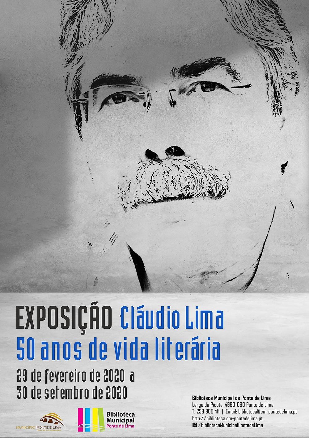 Ponte de Lima assinala 50 anos de vida literária de Cláudio Lima | Peneda Gerês TV