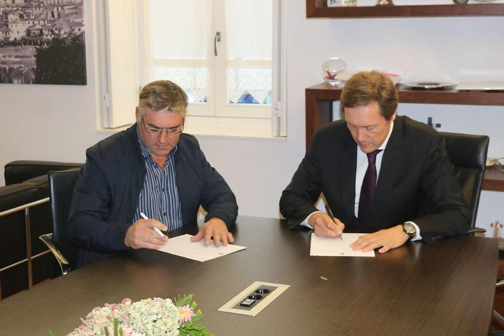 Município Barquense apoia contrução de sede da Junta de Boivães | Peneda Gerês TV