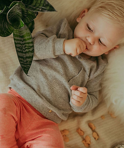 LB Baby. Premium quality, ethically made baby clothes. Made in Western Canada
