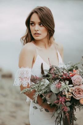 Beach Wedding | Beach Bride