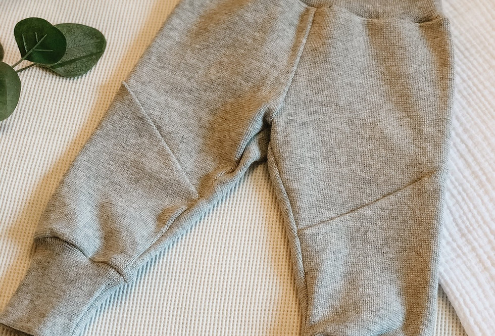 Cotton Styled Jogger