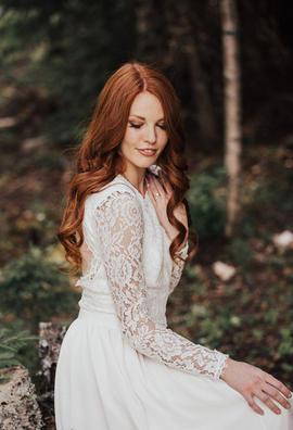 Forest Wedding | Forest Bride | Forest Dream