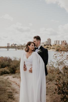 Custom Bridal Kelowna | Recreate Mom's Dress