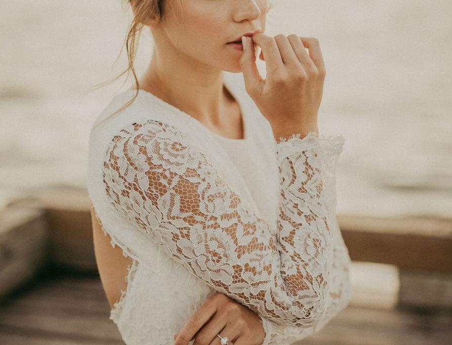 Bridal Body Suit