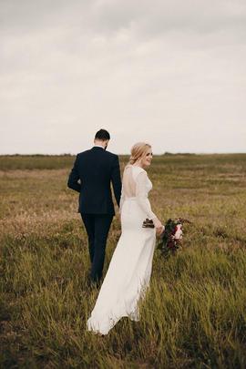 Prairie Wedding | Prairie Bride