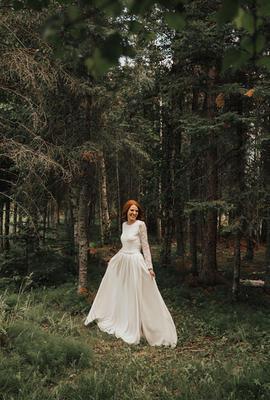 Forest Wedding | Forest Bridal | Forest Bride