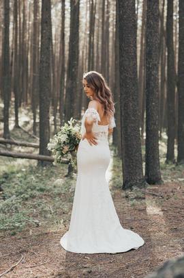 Boho Bridal | Boho Wedding Gown | Custom Bridal