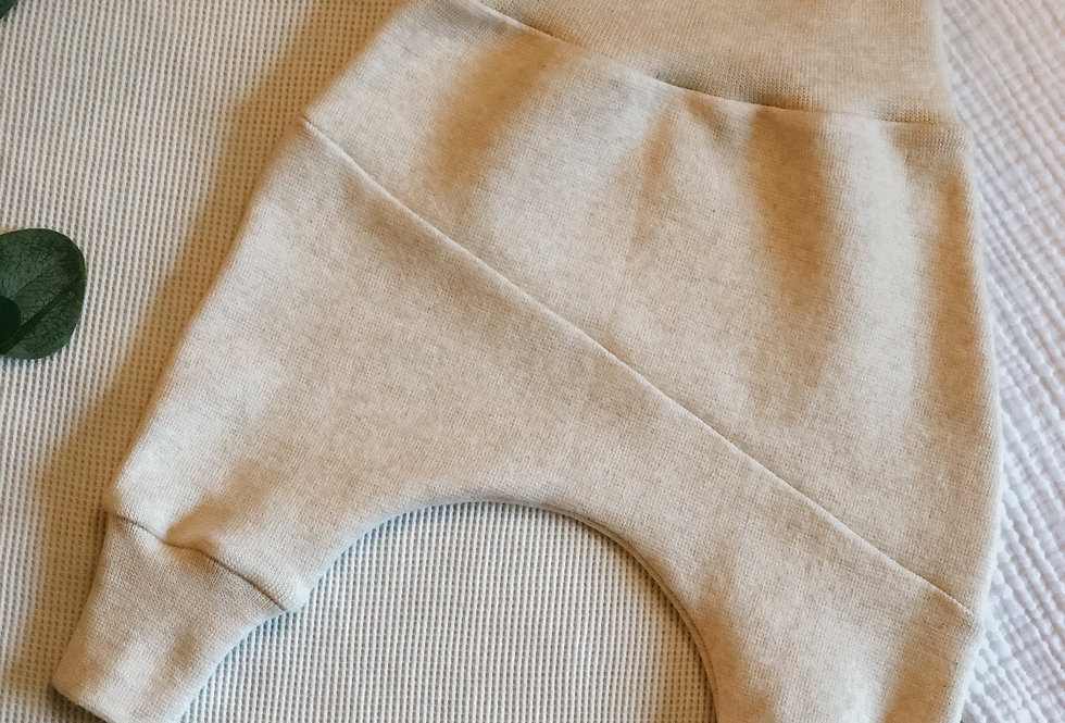 Cotton Styled Drop Crotch