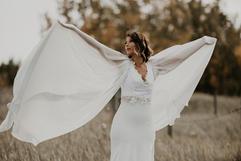 Custom Bridal Canada   Recreate Mom's Dress