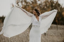 Custom Bridal Canada | Recreate Mom's Dress