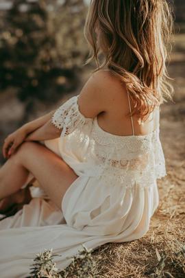 Mountain Wedding | Boho Bride