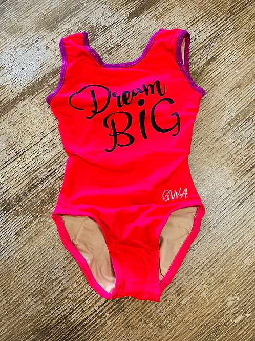"GWA - The ""Dream Big"" Leotard"